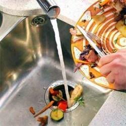 Установка утилизатор пищевых отходов. Калтанские сантехники.