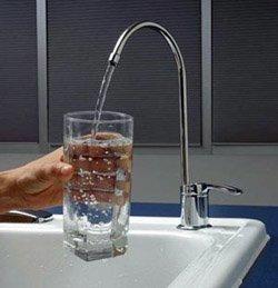 Установка фильтра очистки воды город Калтан