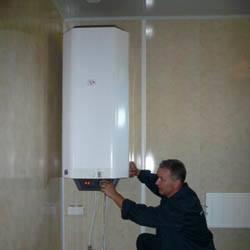 Установка водонагревателя в Калтане. Монтаж и замена бойлера г.Калтан.