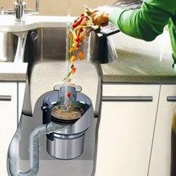 Установка измельчителя пищевых отходов в Калтане, подключение утилизатор пищевых отходов в г.Калтан